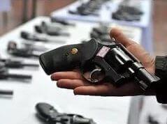 Разрешение на получение оружия